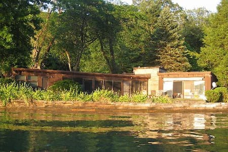 Lake Cottage - Skaneateles Lake - Homer