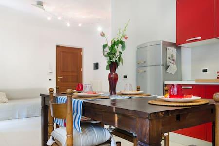 apartment between sea and spa - Suvereto - Byt