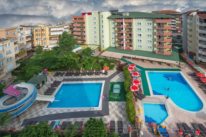 RİVİERA APART HOTEL - Alanya - Apartamento