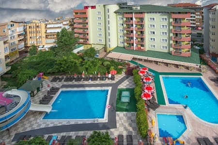 RİVİERA APART HOTEL - Alanya - Apartment