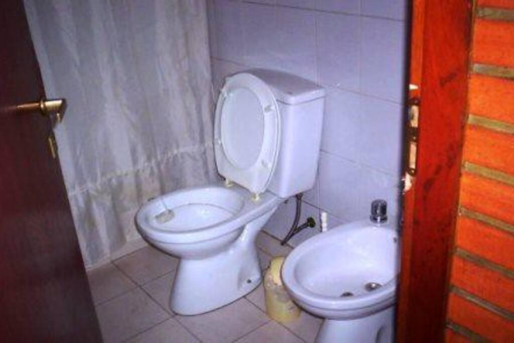baño dúplex
