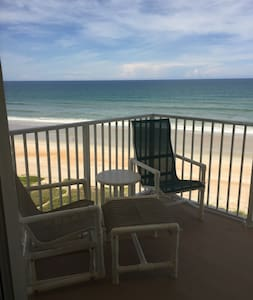Florida Oceanfront Beachfront Pvt Vacation Condo