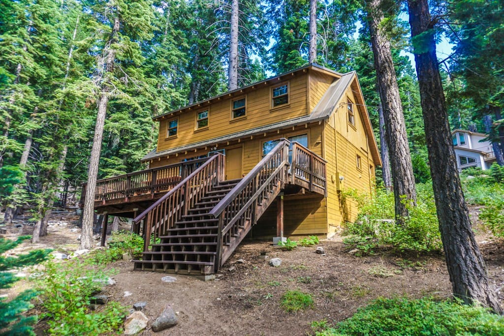 Rogers Cabin Cabins For Rent In South Lake Tahoe