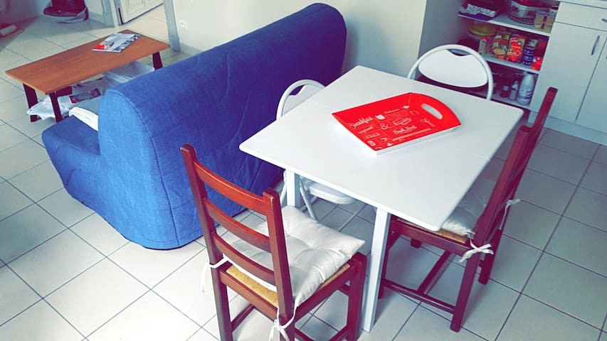 appartement proche du centre - Cahors - Wohnung