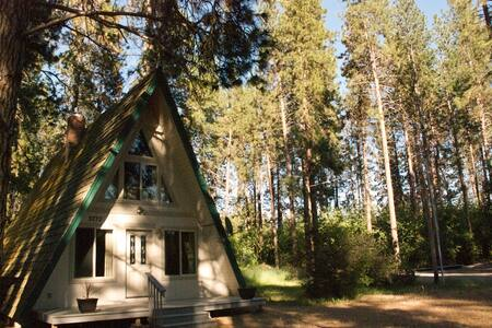 CraterLake Bungalows-The Chalet - Chiloquin - Дом