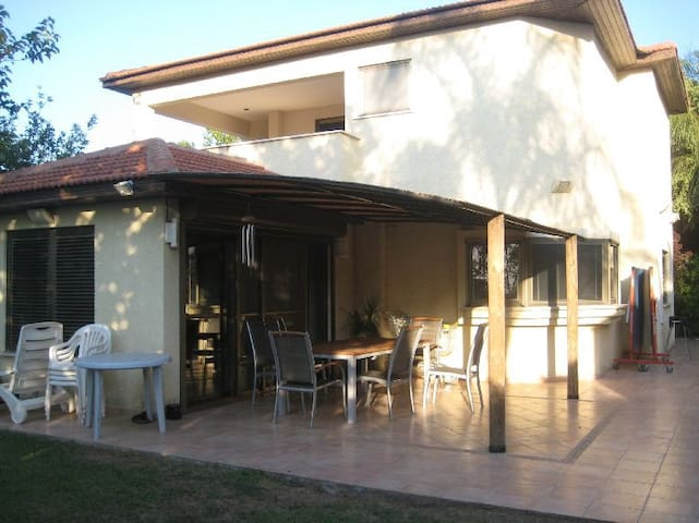 Large house for the Jewish Holidays - Oranit - Apartemen
