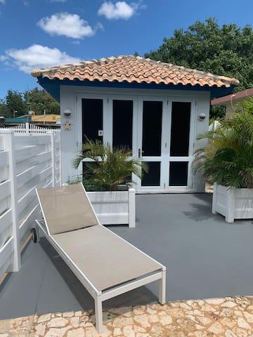 Villa Suite for 2 guests