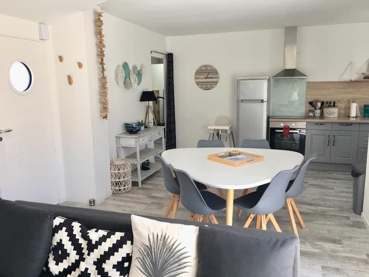 Maison au calme proche plage à Noirmoutier