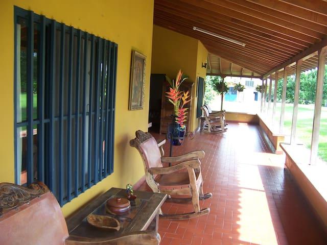 casa en una finca lechera en Alcala - Alcala/ valle del cauca