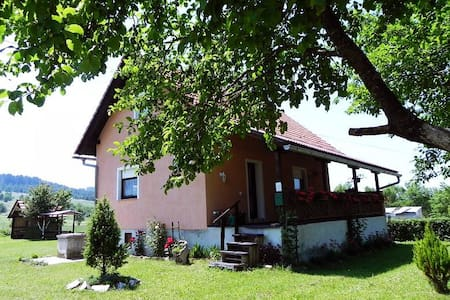 House near Plitvice Lakes (6 persons) - Saborsko