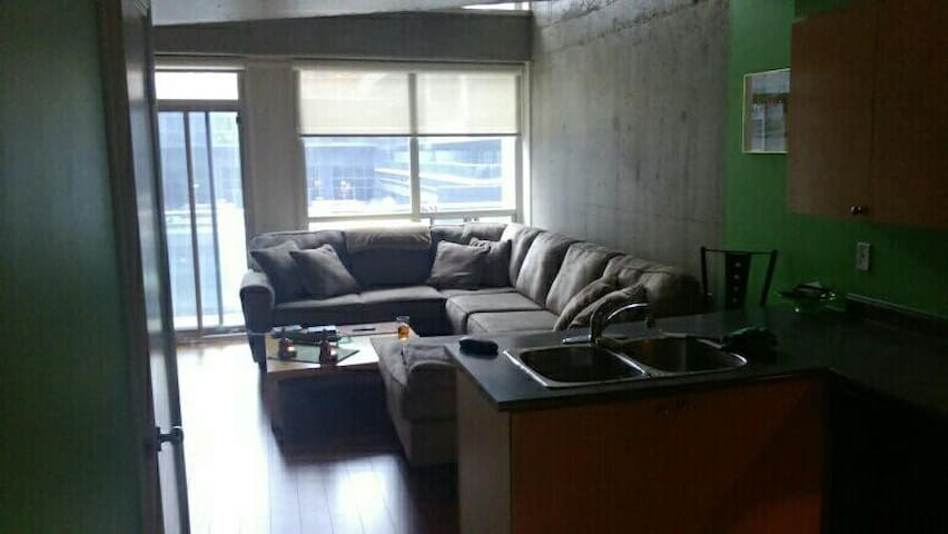 Cool Downtown TO Loft: Daily-Weekly-Monthly Rates! - Toronto - Loft