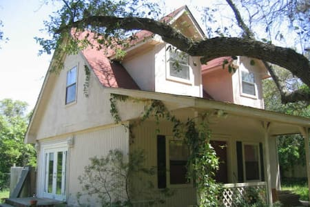 Sage Cottage, Manchaca (S. Austin) - Hus