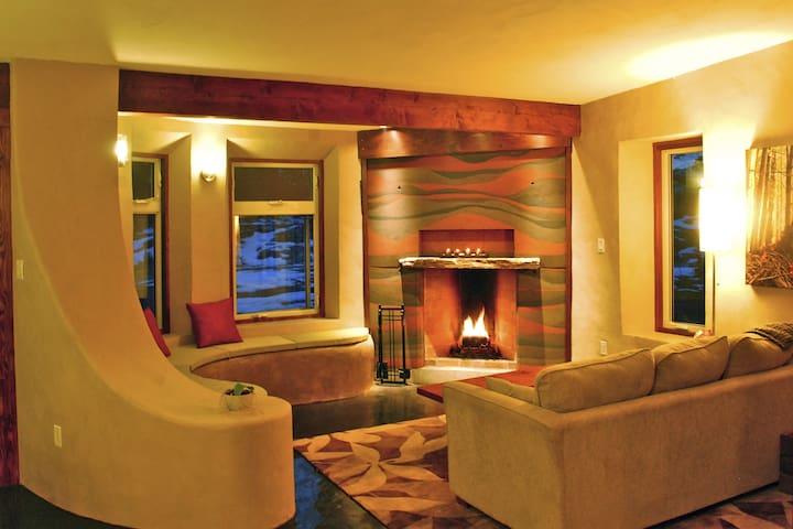 A Private & Eco-Friendly Retreat!
