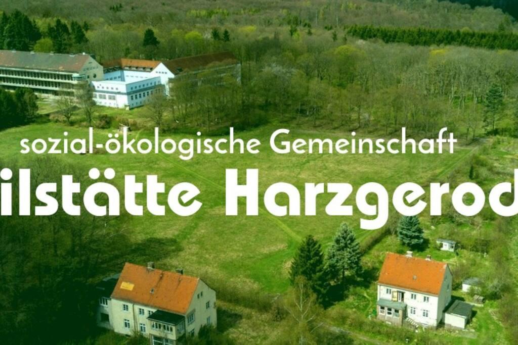 Willkommen in der Heilstätte Harzgerode!