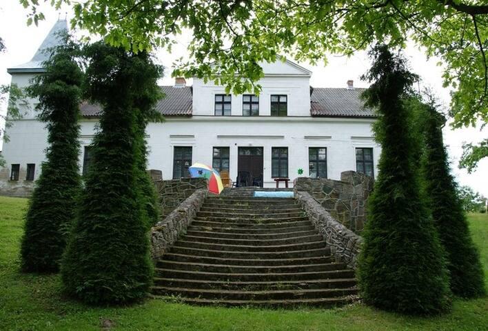 Dwór Lipia Góra/ Lipia Gora Manor - Morzeszczyn - Villa