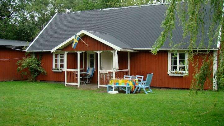 Lovely cottage on a farm