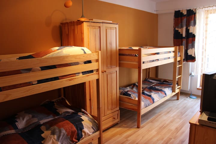 Apartament brązowy - Nowy Targ - Apartamento