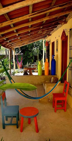 Hotel Macan ché Bed and Breakfast - Izamal - Penzion (B&B)