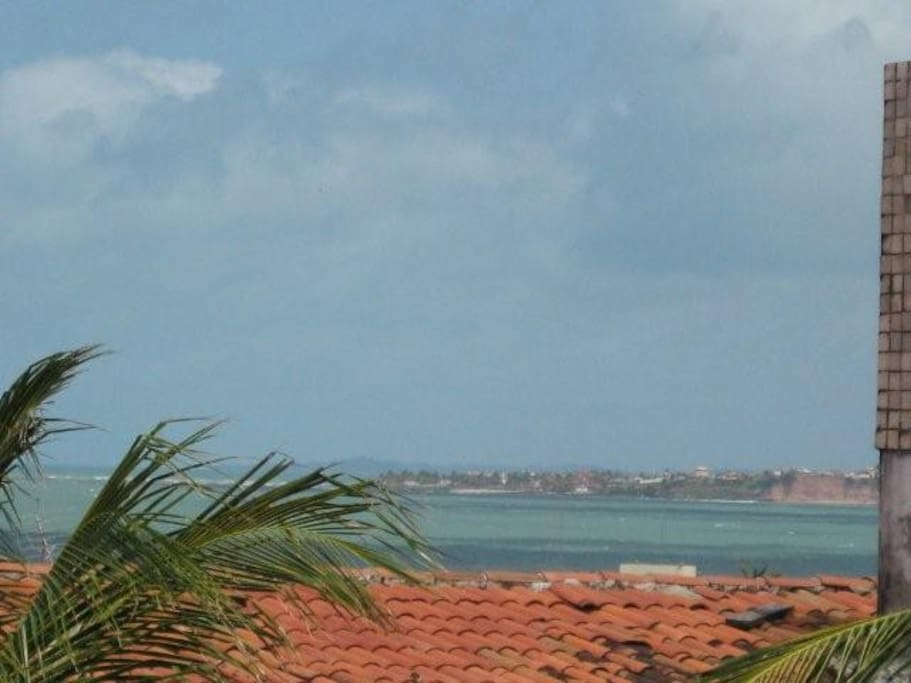 360 degree views of Buzios Beach, 20 miles south of Natal