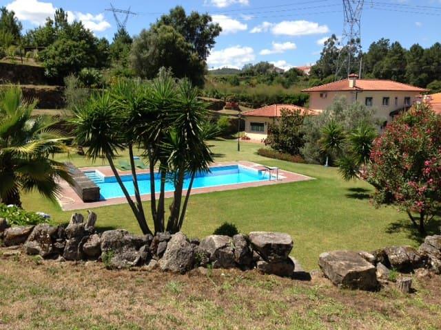 Casa dos Muros - vivenda - Braga - Villa