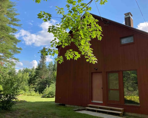 Cozy guest house near Littleton and Cannon Mtn