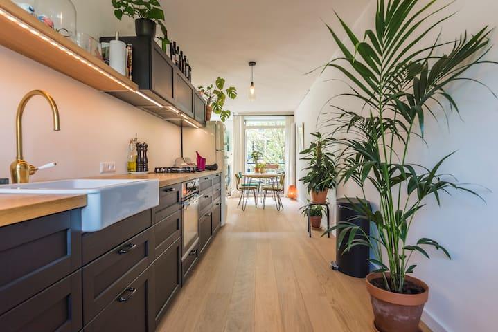 Romantic apartment in city centre
