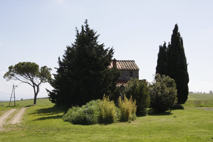 Country house in Maremma _ northern Latium