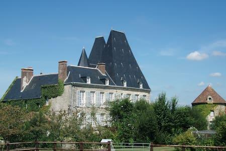 chambre au Chateau de Villiers - Essay - B&B