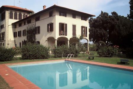 Magnifica Villa in Toscana - Lucciano - 别墅