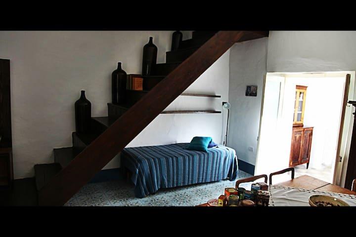 Vecchia Posta - Volo dell'Angelo x6 - Pietrapertosa - Apartment