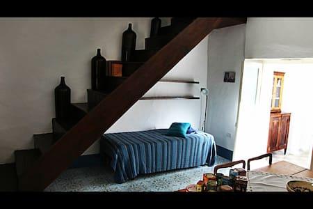 Vecchia Posta - Volo dell'Angelo x6 - Pietrapertosa - Apartamento