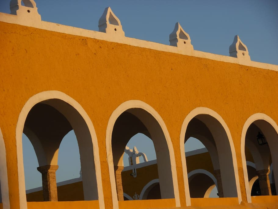 Beautiful Izamal, so picturesque