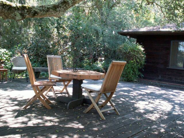 Wooden house under oak trees - Orinda - Casa