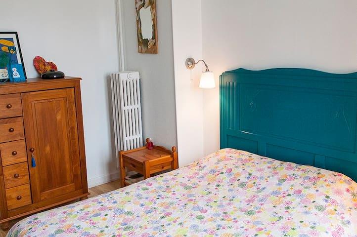 Jolie chambre près du centre - Metz - Apartamento