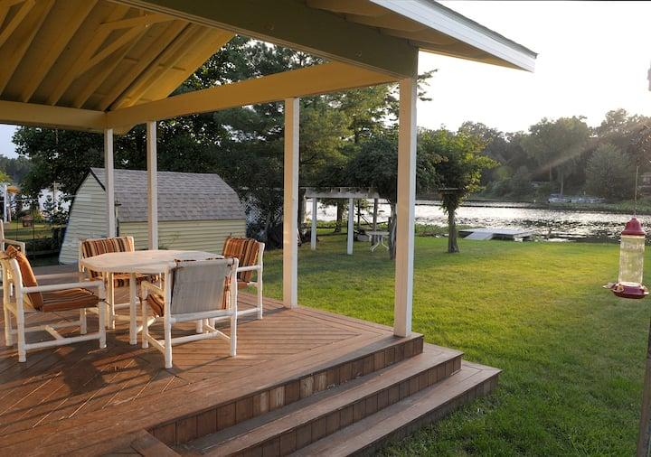 Wonderful remodeled Lake Home!