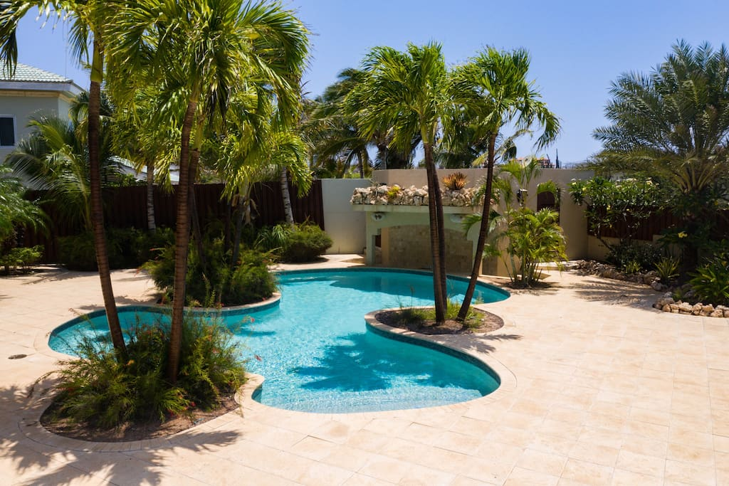 Apartment Malmok Luxury Villa  very close to Boca Catalina for snorkling photo 20527986