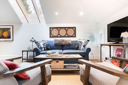 Luxury Farmhouse-Style Living in the Heart of Bainbridge