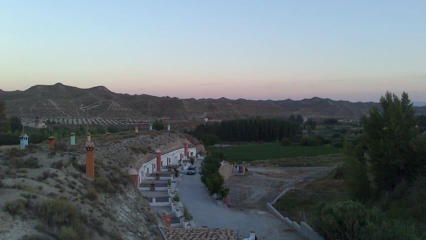 Cuevas Al Sol 6, Castillejar - Granada - House