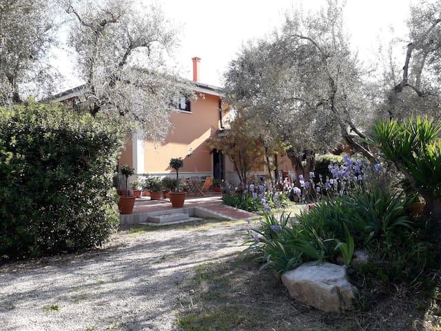 Masseria Chiomenti Villa & Piscina - Pied-à-terre