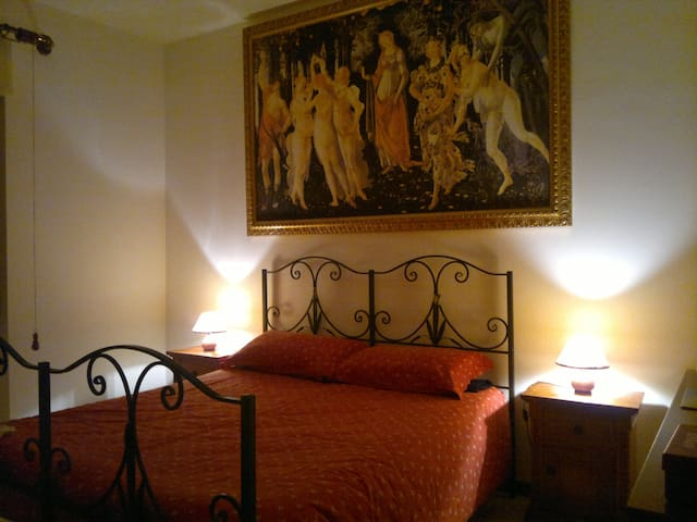 Double room with private bathroom - Albano Laziale - Casa