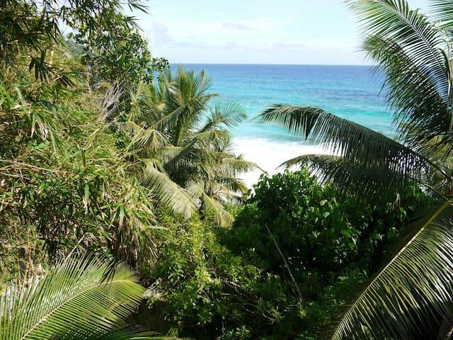 Seychelles/Mahe/Gaulette 2  2+1 - Victoria - Huis