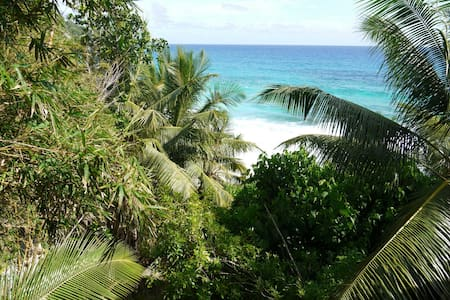 Seychelles/Mahe/Gaulette 2  2+1 - วิกตอเรีย - บ้าน