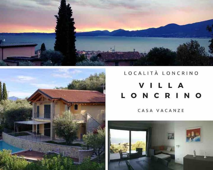 Villa Loncrino - First Floor Flat
