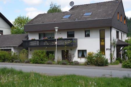Ferienwohnung an der Bergstraße - Heppenheim (Bergstraße)