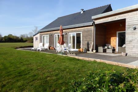 Maison plain-pied bois Morgat - Crozon - Casa