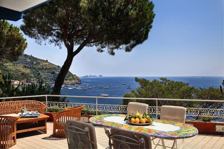 Villa Flori Private access to Sea - Nerano - Villa