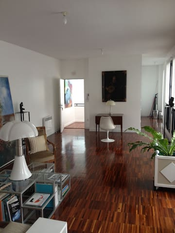 Loft de 45 m2 proche de Paris 18e  - Saint-Denis - Appartement