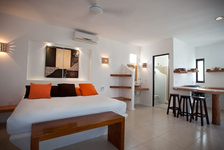 Cozumel Suites - Chocolate Appartment - San Miguel - Apartamento
