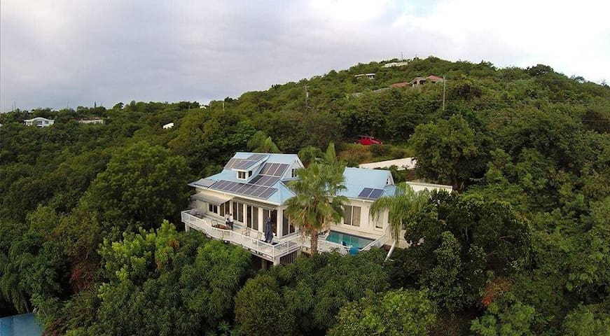 Still Waters Villa - Private with ocean views