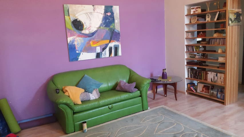 Comfortable apartment in a quite old center